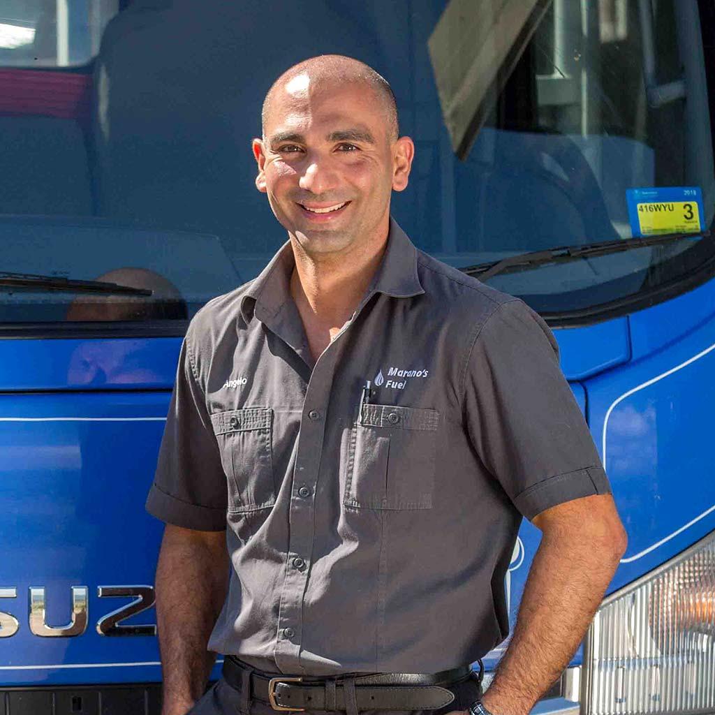Angelo Marano CEO