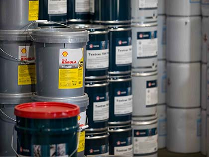 Marano's Fuel Storage